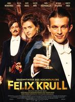 """Plakatmotiv """"Bekenntnisse des Hochstaplers Felix Krull"""""""