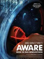 "Plakatmotiv ""Aware - Reise in das Bewusstsein"""