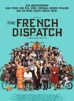 "Plakatmotiv ""The French Dispatch"""