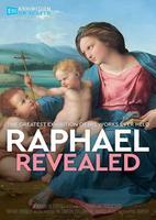"""Plakatmotiv """"Exhibition on Screen: Raphael Revealed"""""""
