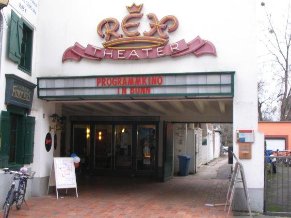 Bonn Rex Kino